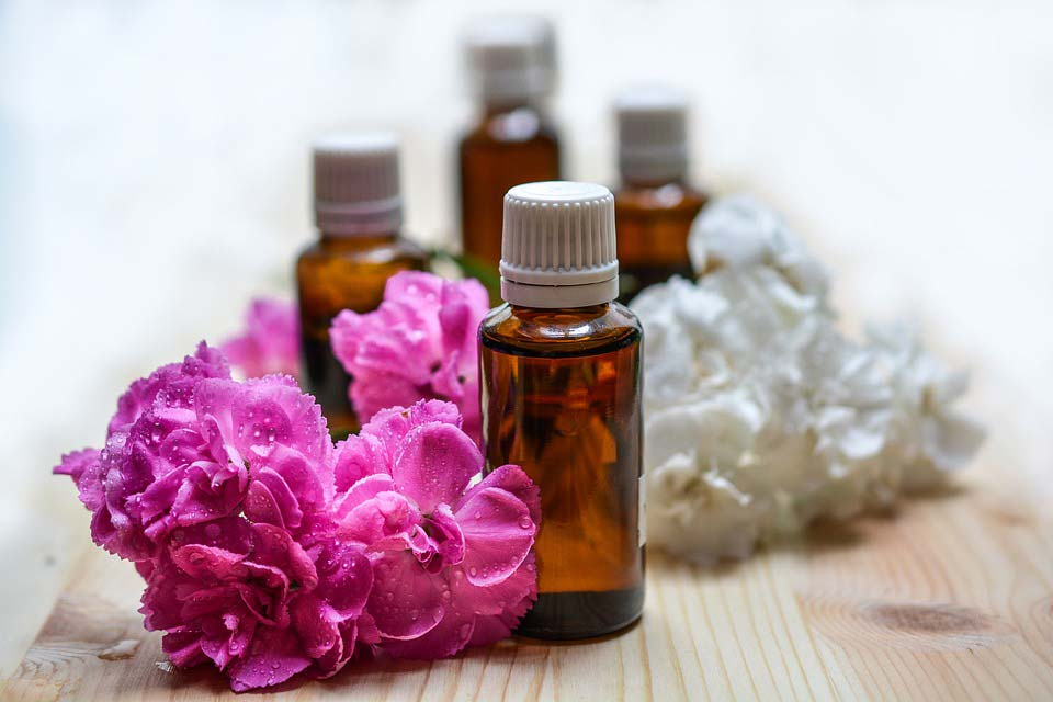 Aromaterapia dentro de casa