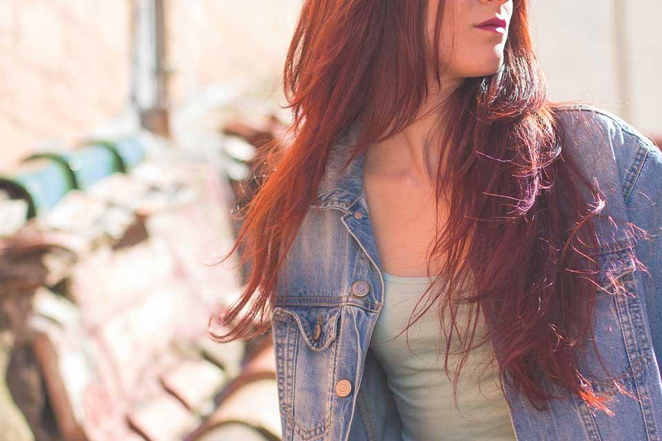 Hidratação natural para cabelos