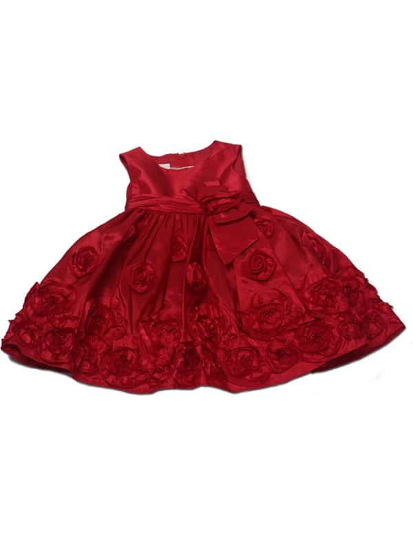 Vestido infantil importado Bonnie Baby