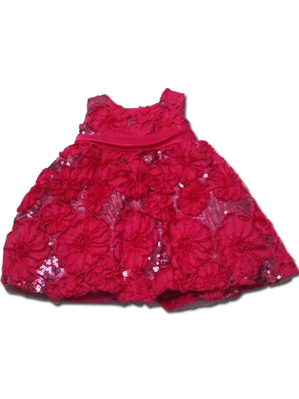 Vestido infantil Rare Editions
