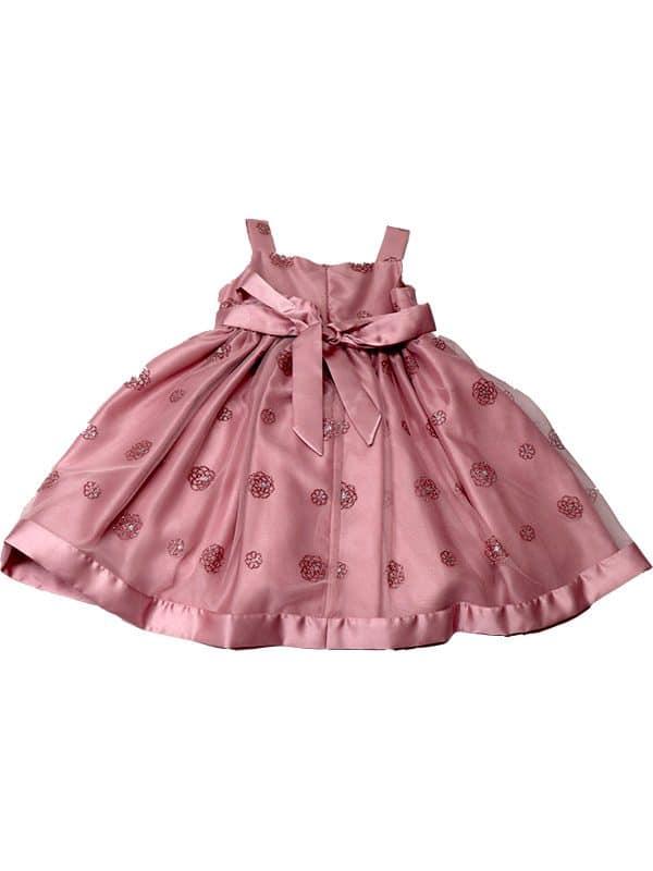 Vestido festa infantil importado Love