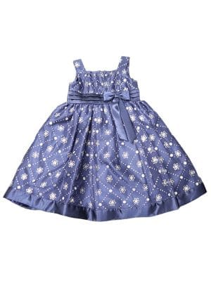 Vestido de festa infantil importado Love